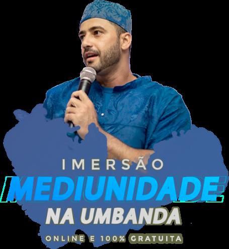 IMERSÃO MEDIUNIDADE NA UMBANDA 1